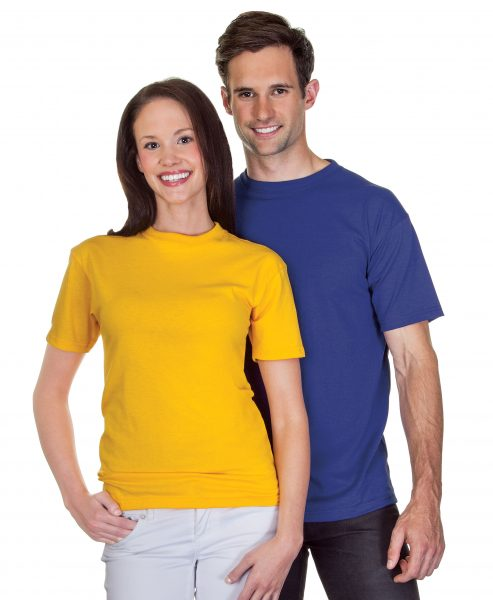 Classic Fit Heavyweight Cotton T-Shirt