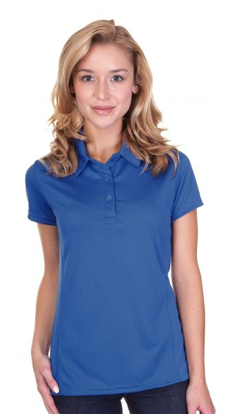 Ladies Bamboo Polo Shirt