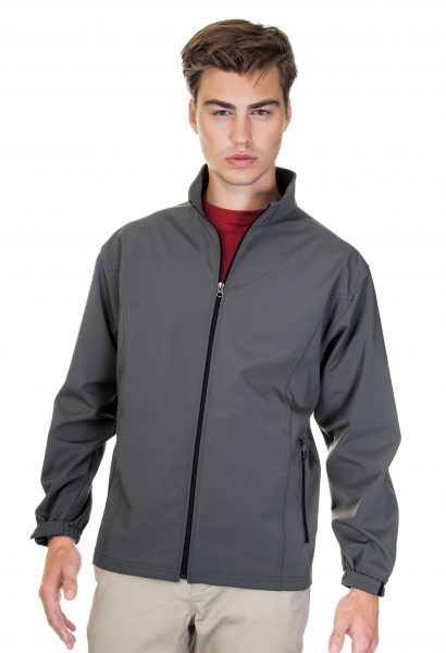 Mens Lightweight 3 Layer Bonded Soft Shell Jackets