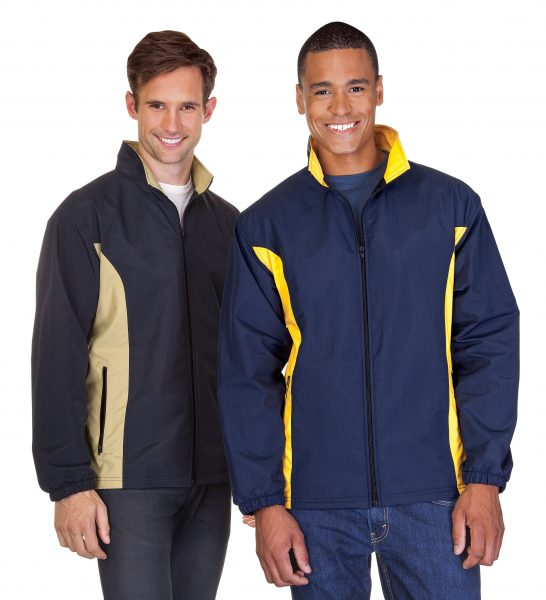 Mens Contrast Nylon Jackets