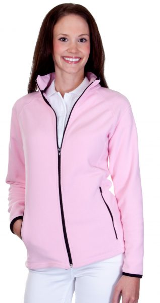 Ladies Microfleece Jackets