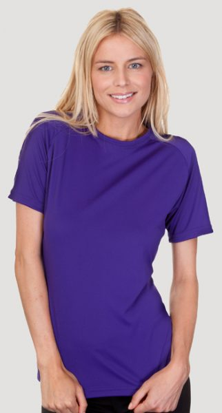 Ladies Performance Interlock T-Shirt