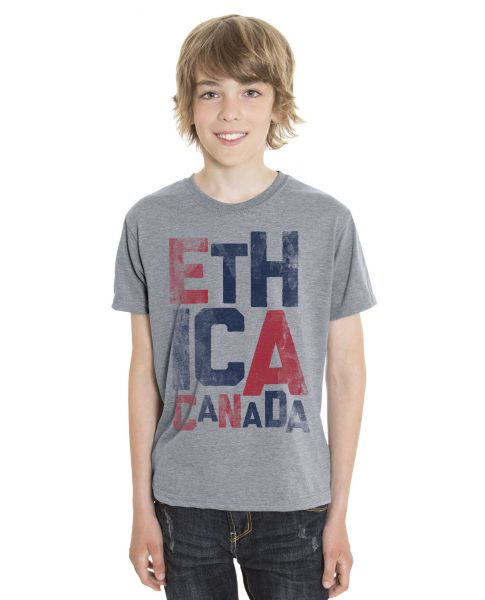 Kids and Youth Unisex T-Shirt (Ethica)