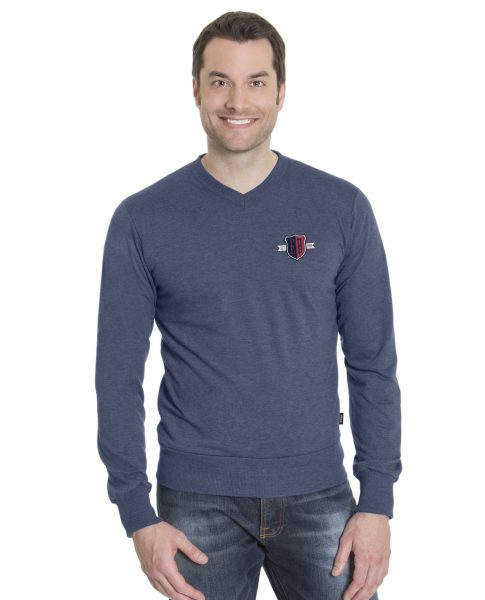 Men's V-Neck Sweater (Ethica)