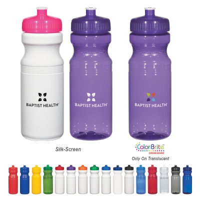 Poly-Clear™ Fitness Bottle