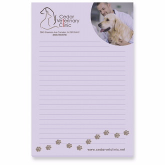 4″ by 6″ Adhesive Notepad